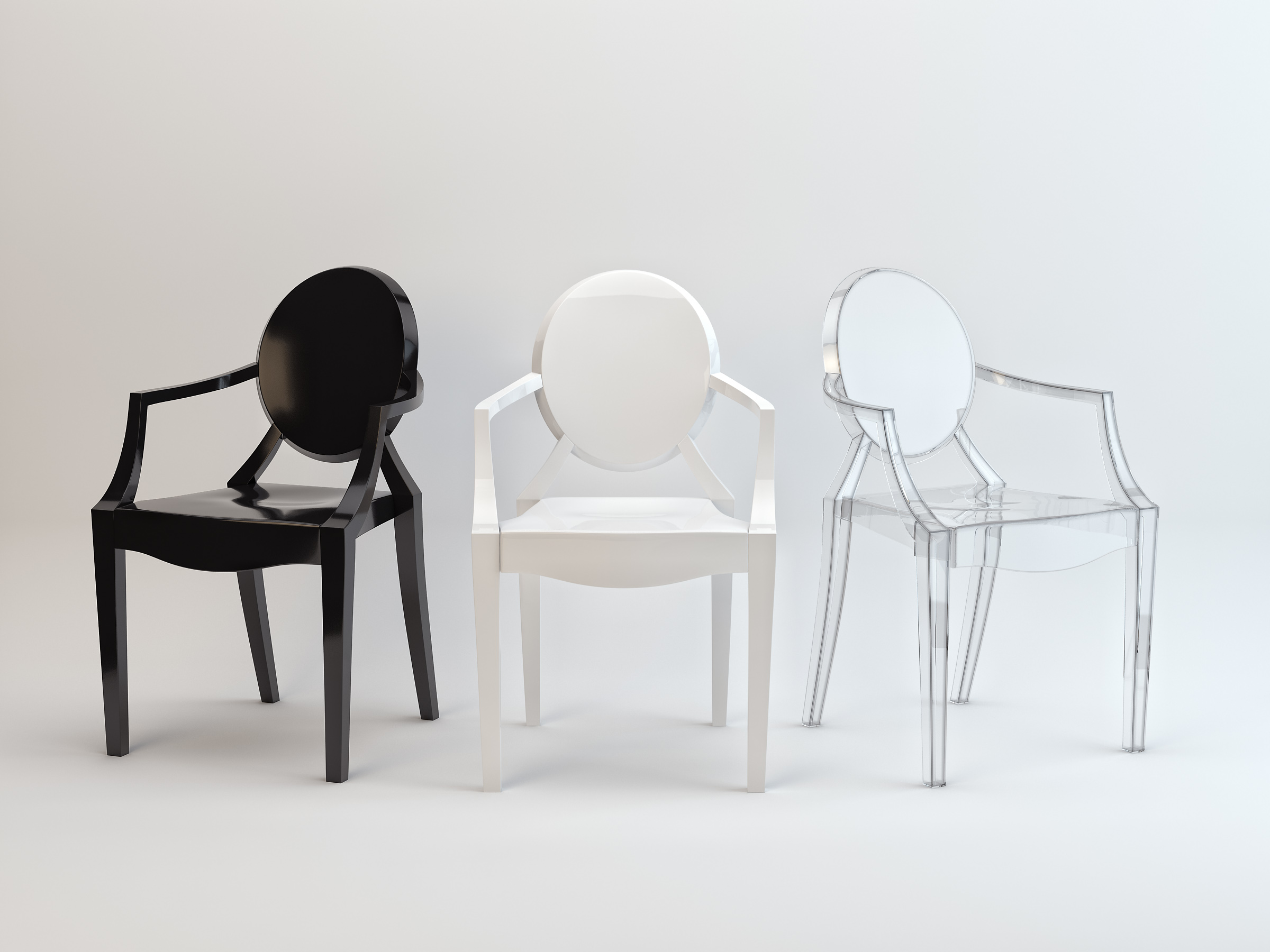 krzes o louis ghost dd company drzwi okna bramy. Black Bedroom Furniture Sets. Home Design Ideas