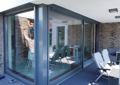 Drzwi i okna tarasowe